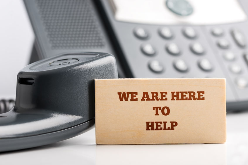 Customer Service Agent - here to help