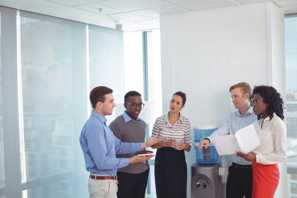 Workplace hydration